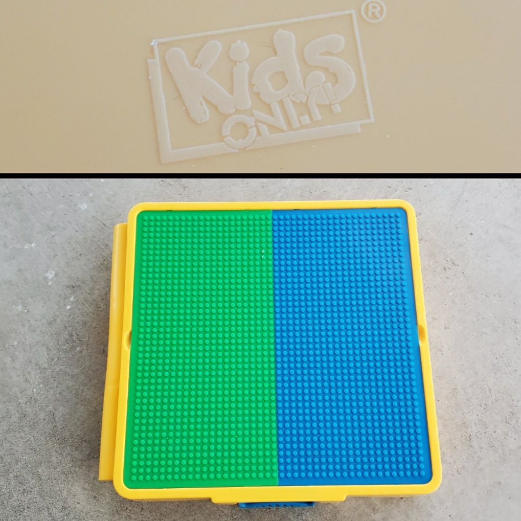 Kids Only Block Builders LEGO Carry Case
