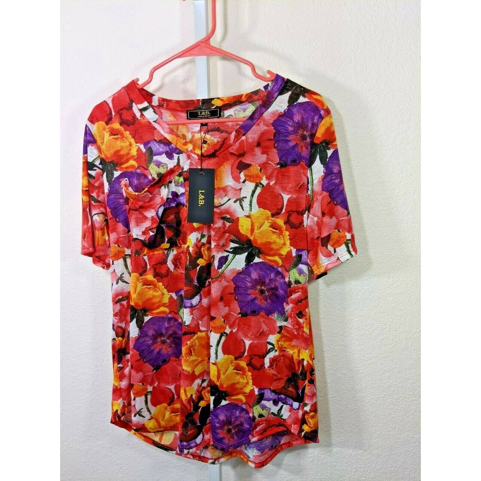 Lucky & Blessed Womens Top Size Medium
