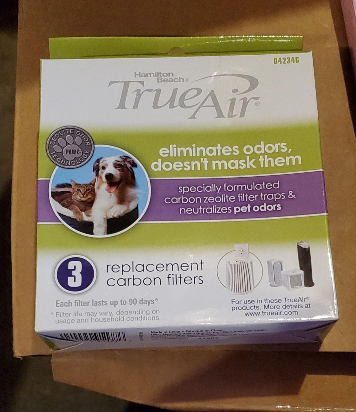 TrueAir Pet Odor Filters