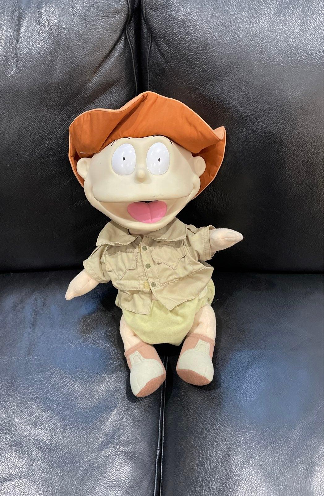 "Rugrats Talking Safari Tommy Pickles 16"""