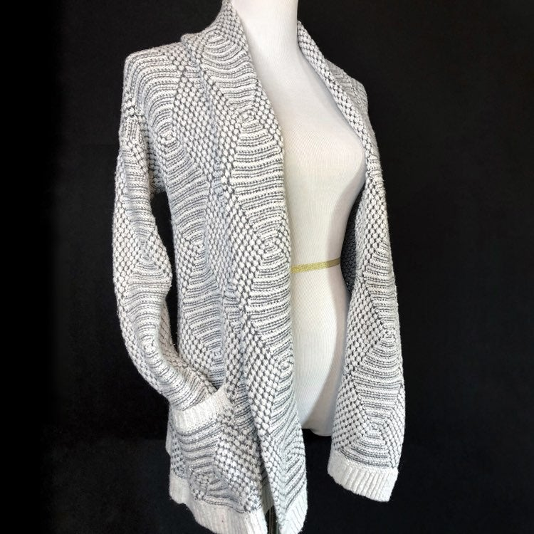 a new day Cable Knit Cardigan, Medium