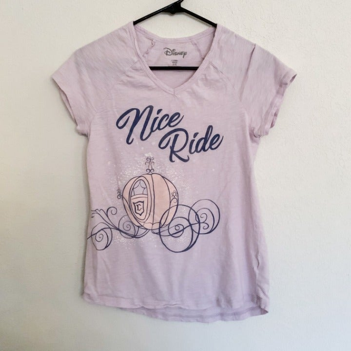 "Disney Cinderella ""Nice Ride"" Shirt"