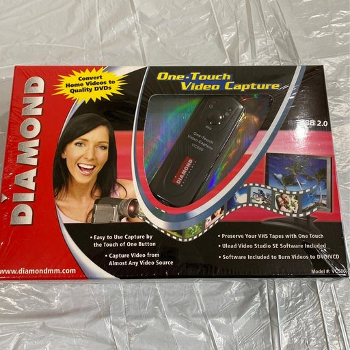 Diamond one touch video capture