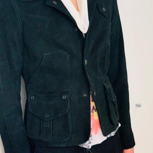Ralph Lauren Collection Leather Jacket