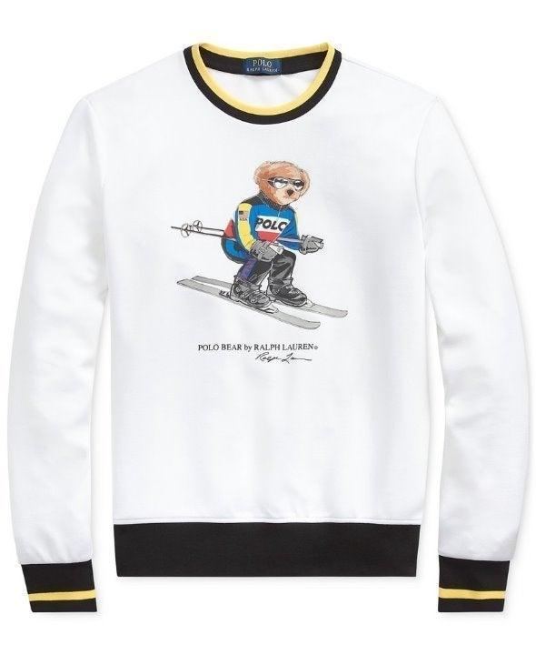 Polo Ralph Lauren Ski Bear Sweatshirt L