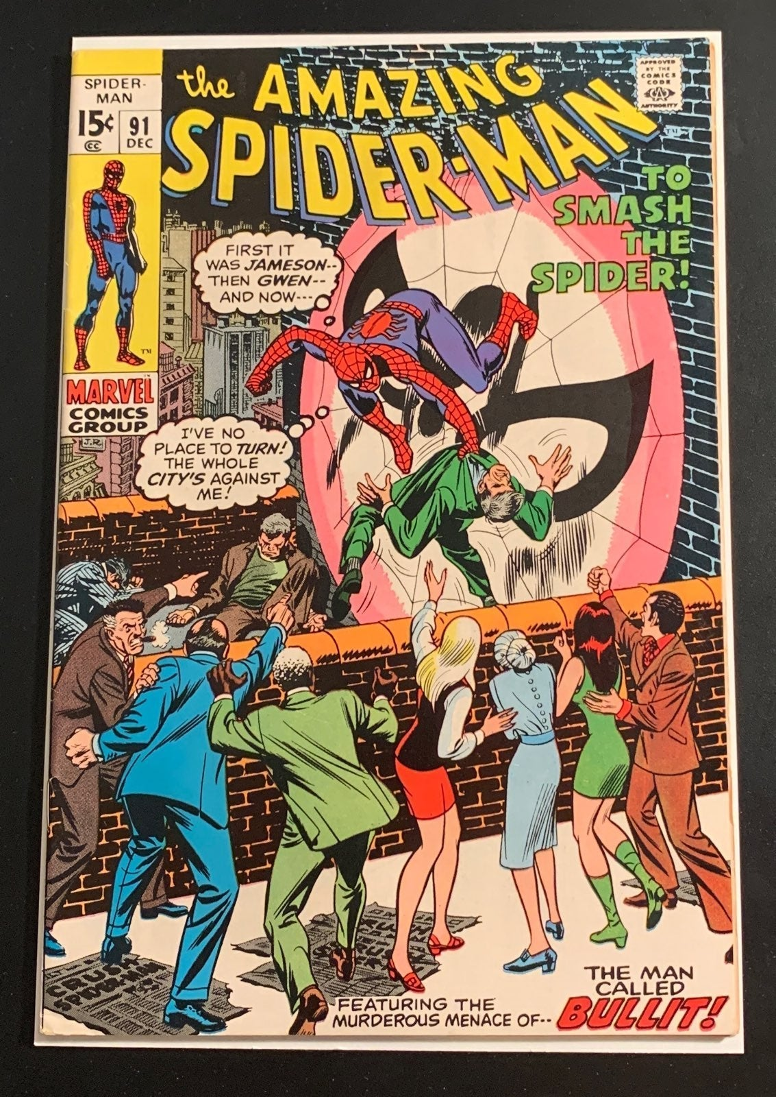 The Amazing Spider-Man Issue 91