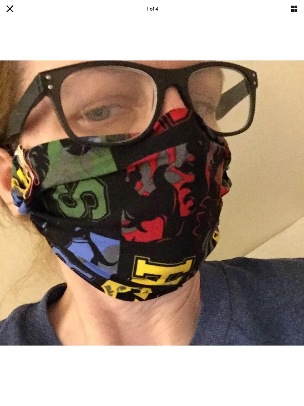 Harry Potter Adult Face Mask
