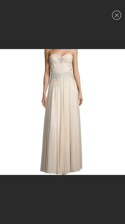 Mignon Gown Size 0 New
