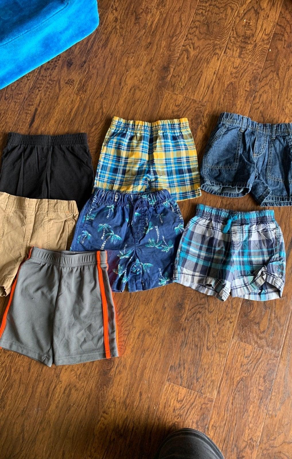 18 month boy Shorts