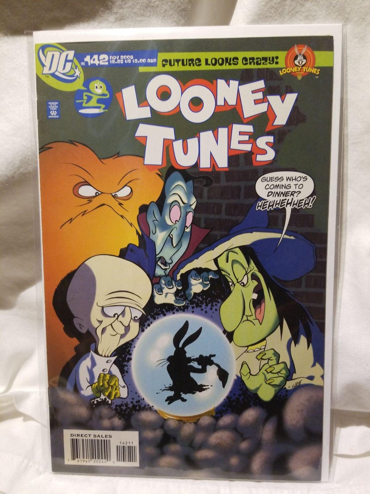 LOONEY  TUNES  #142  COMIC