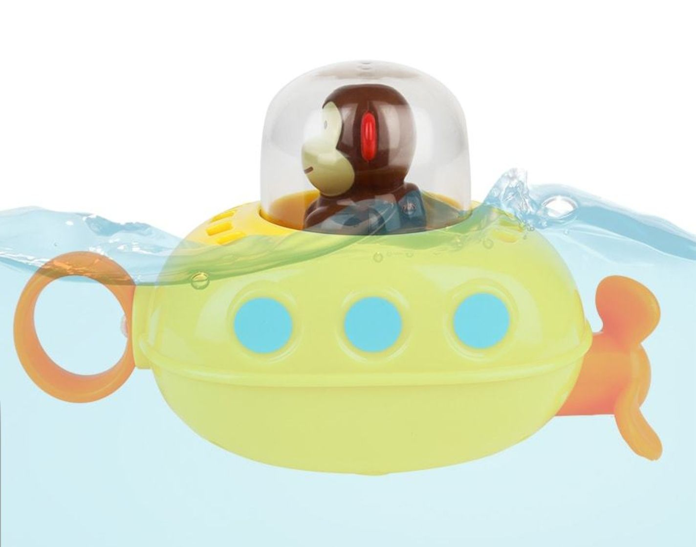 SkipHop Zoo Pull & Go Submarine Toy