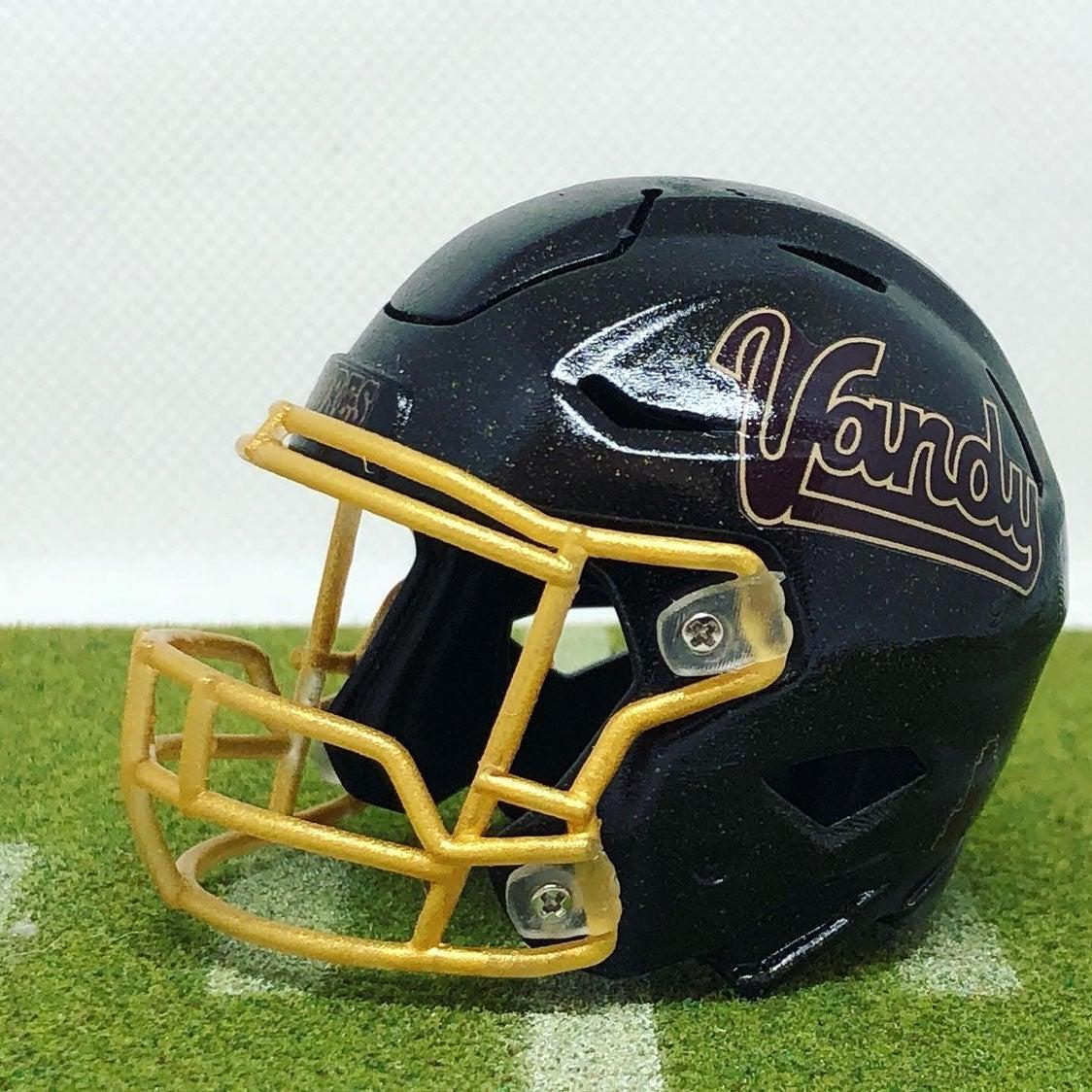 Pocket Pro football helmet