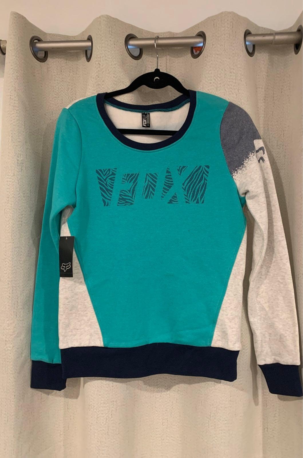 Fox racing womens sweatshirt