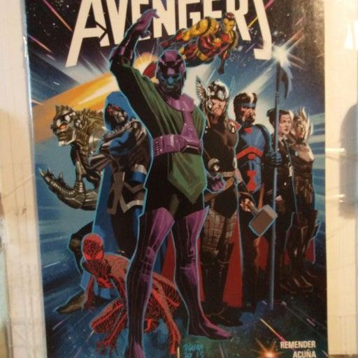 Uncanny Avengers 19 KANG the Conqueror C