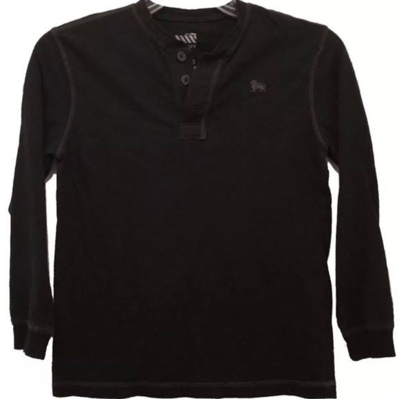 Boy Youth OLD NAVY Black Sweater Shirt