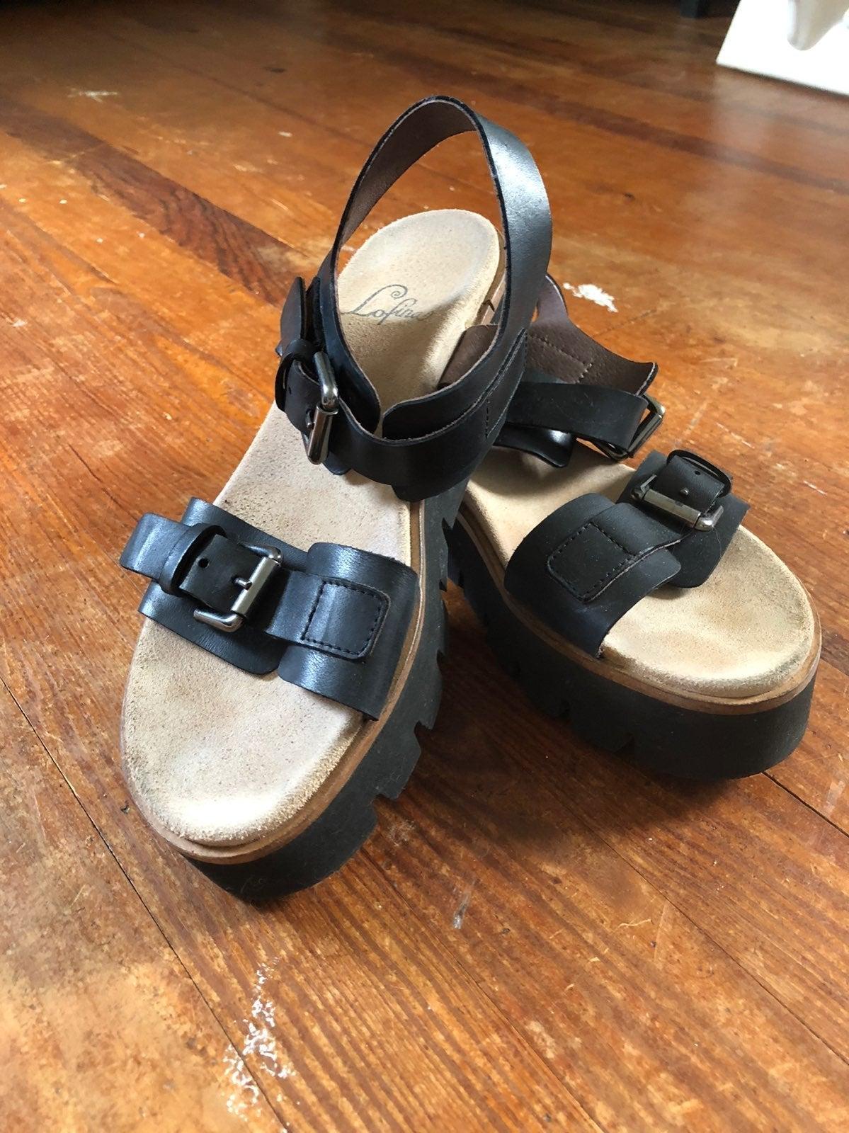 Lofina Platform Sandals
