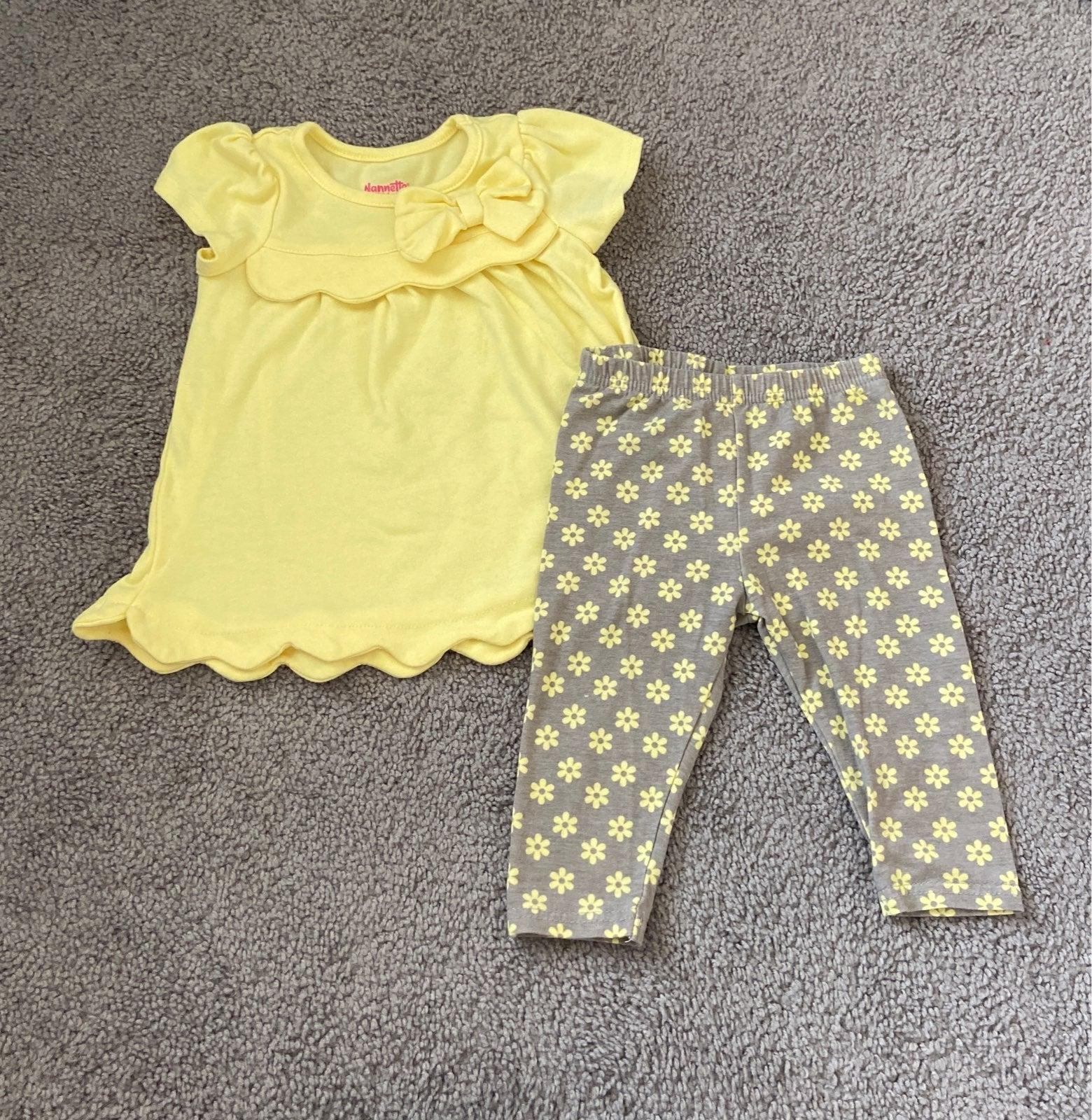 Nannette 2T Outfit