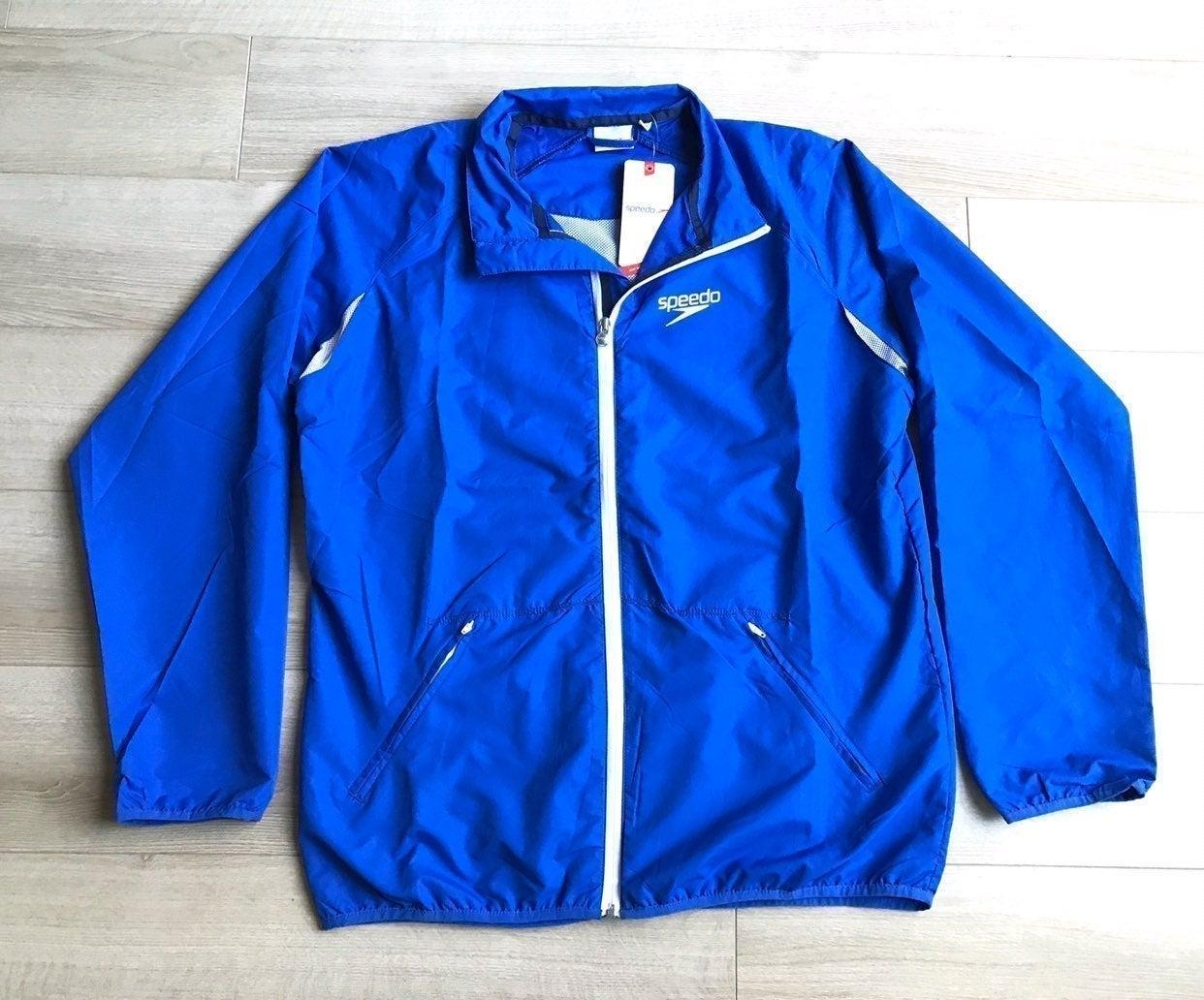 Speedo Mens Lined Jacket sizeXXL NEW