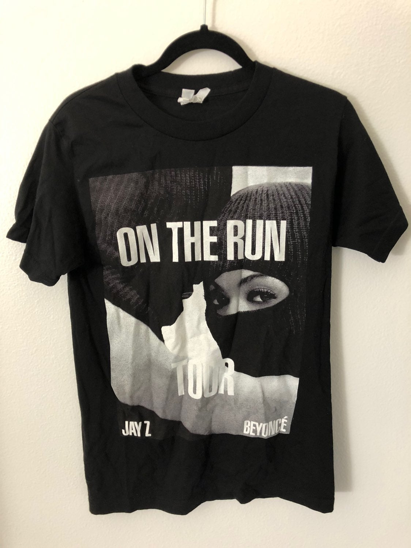 Jay-z Beyonce on thr run shirt small