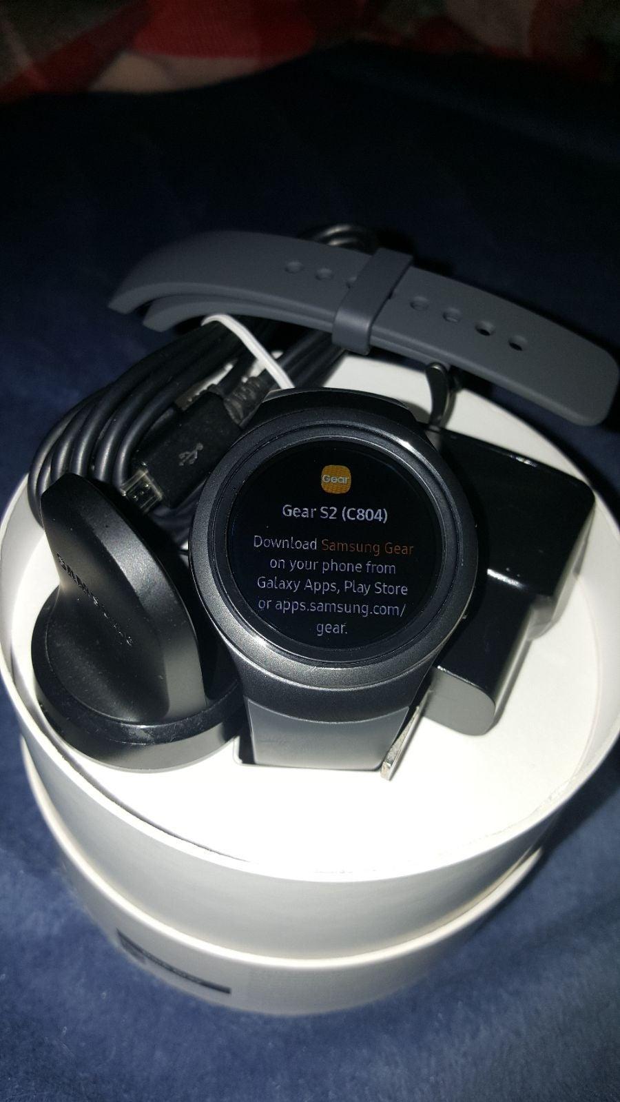 Samsung Gear S2 Watch (AT&T)