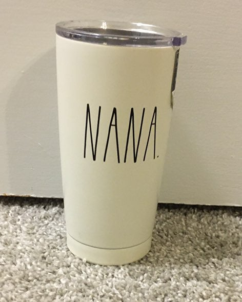 New! NANA Tumbler!