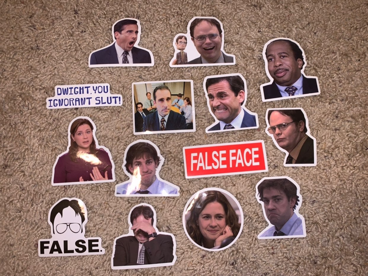 The Office Stickers #1