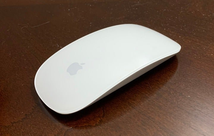 Apple Magic Bluetooth Multitouch Mouse