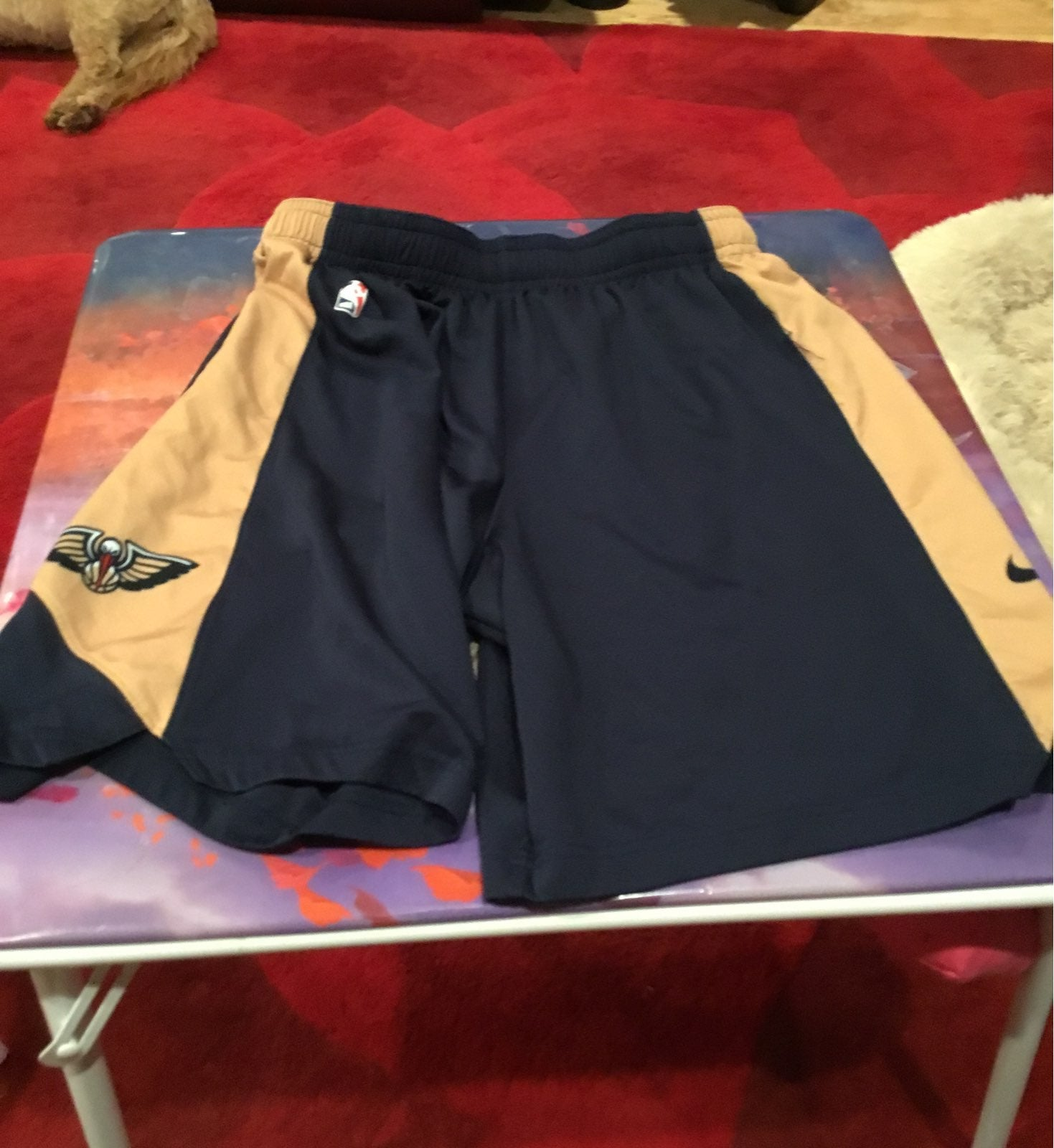 New Orleans pelicans game shorts
