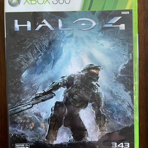 Halo 4 on Xbox 360