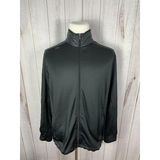 RLX Ralph Lauren XL Black Zip Jacket