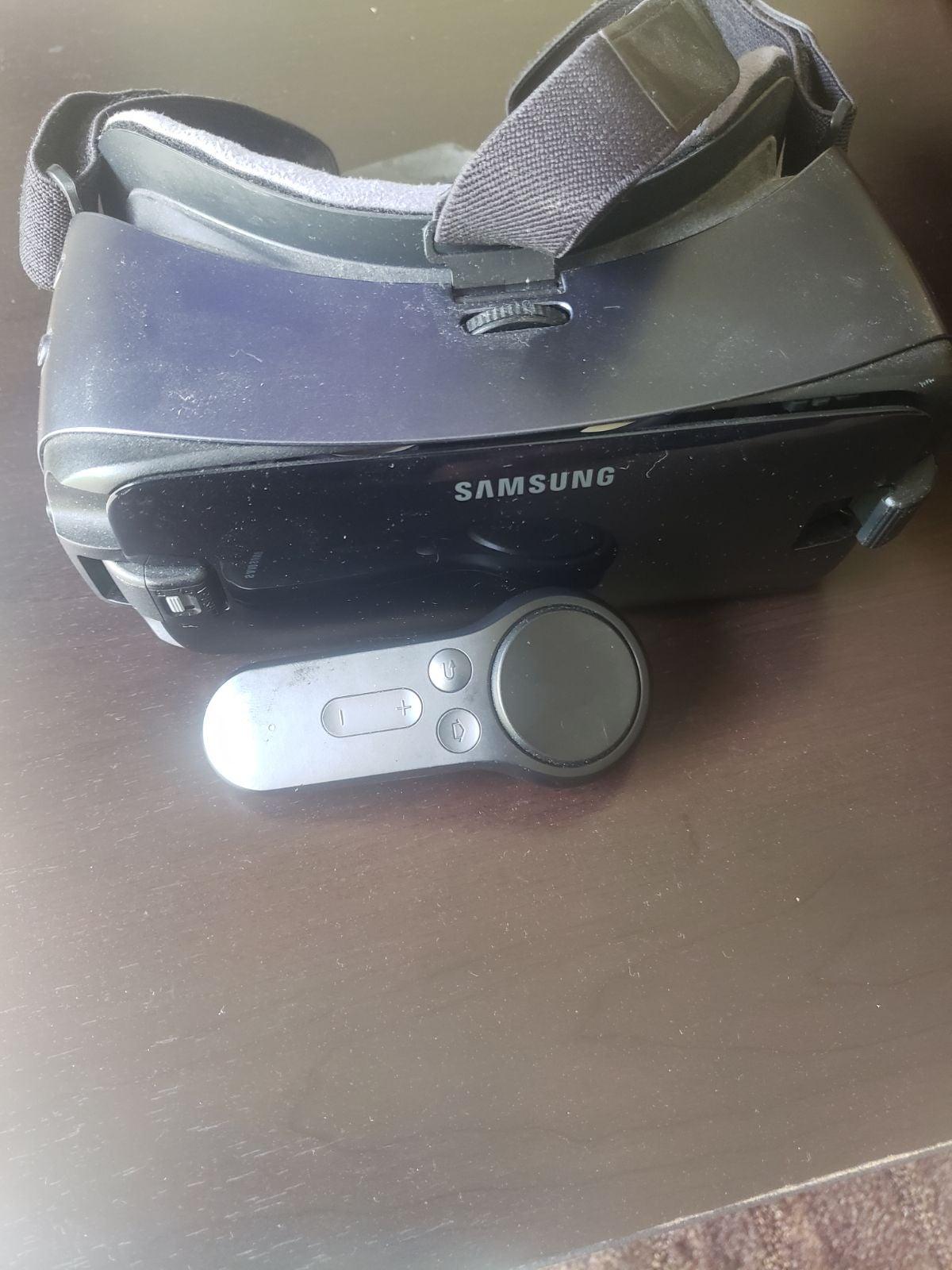 Samsung oculus gear vr 2017