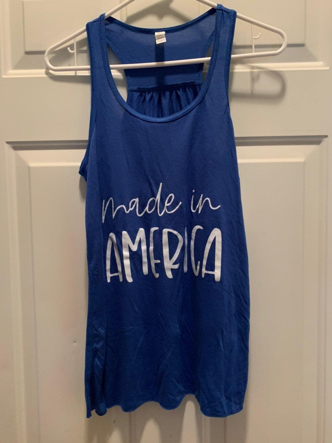 Made in America Tank