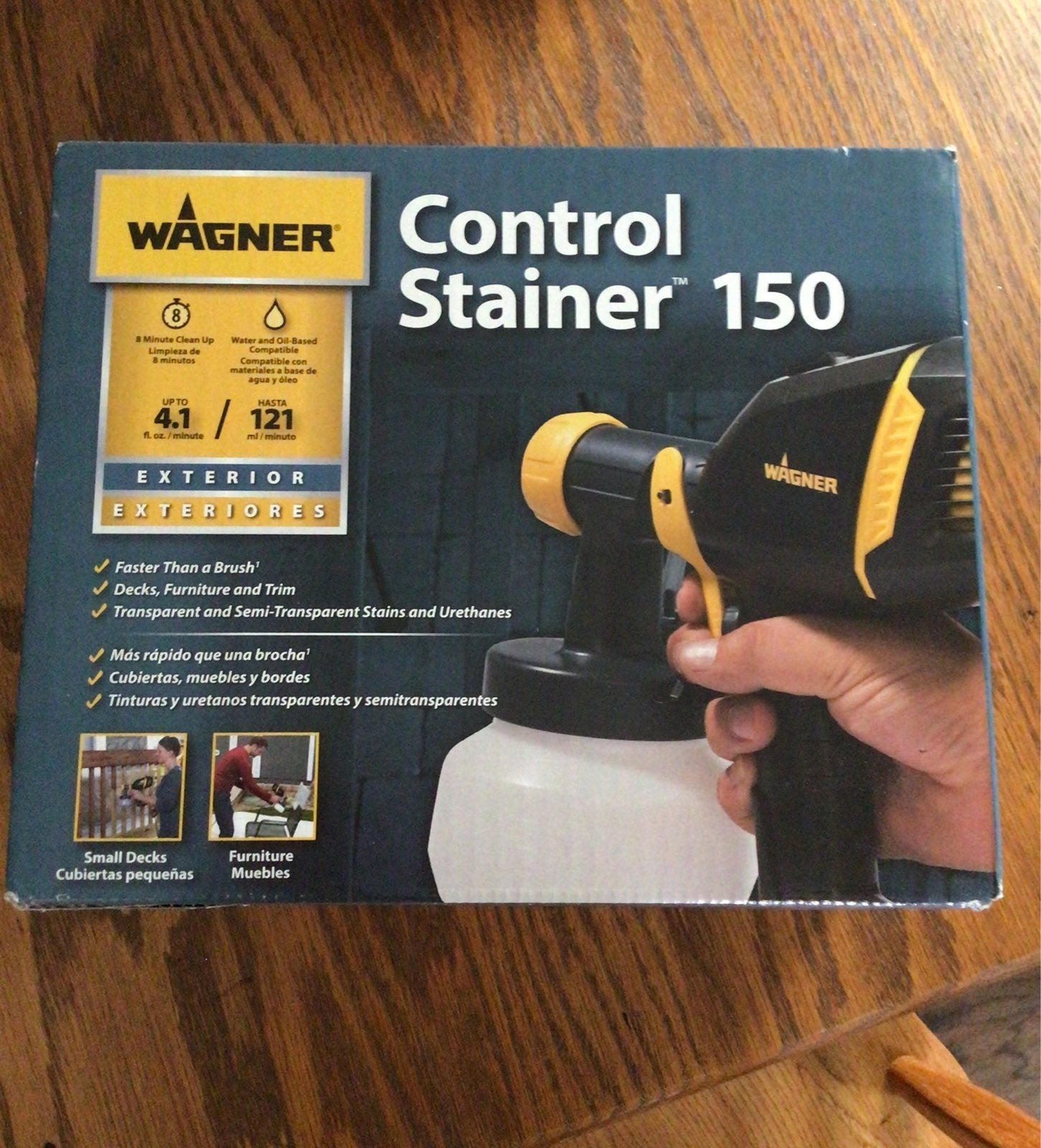 Wagner Control Stainer 150