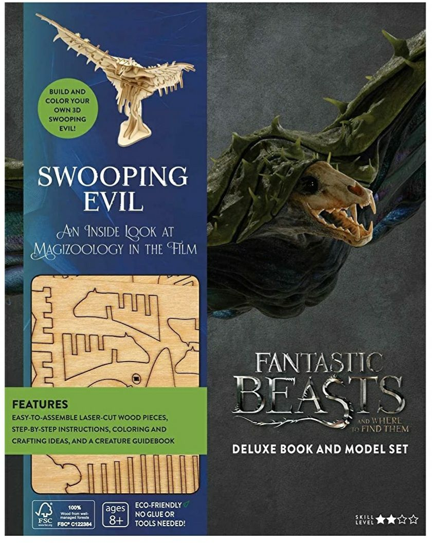 Fantastic Beasts Swooping Evil: Deluxe M