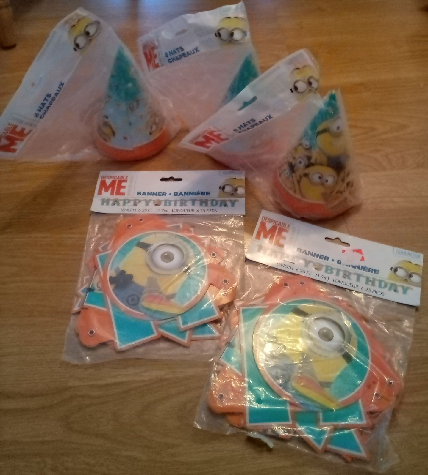 Despicable Me Party Pack