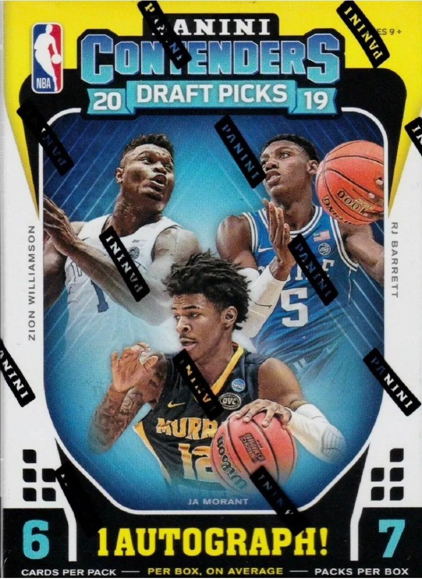 Panini Contenders Draft Basketball