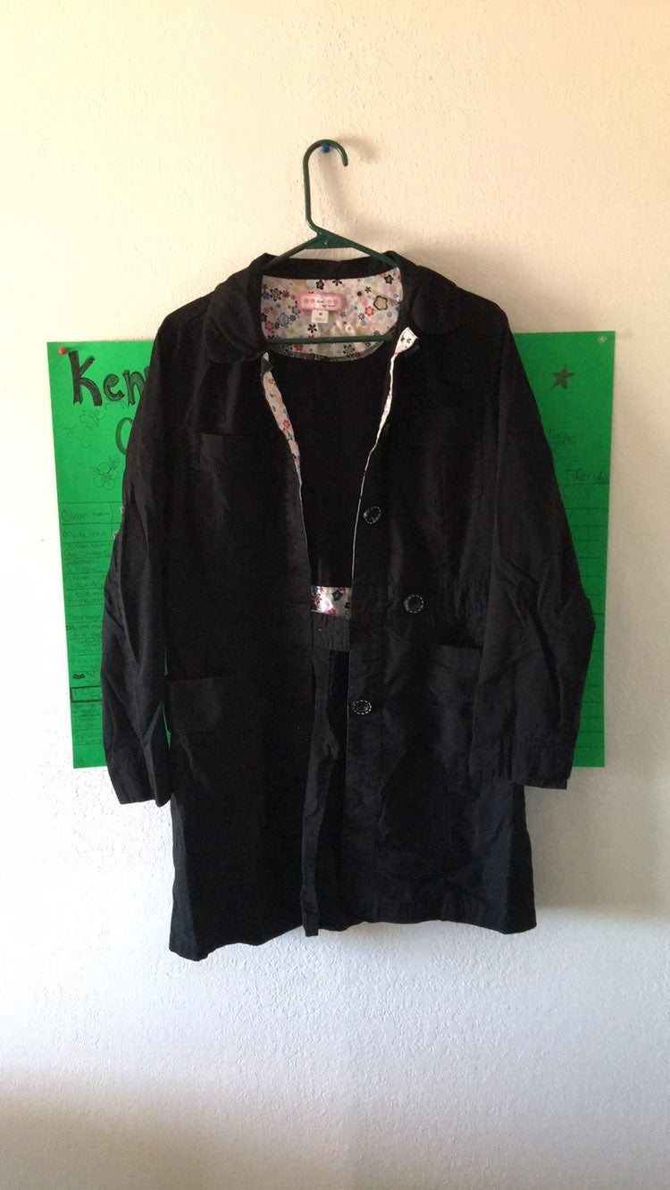 Scrub jacket by KOI Kathy Peterson.