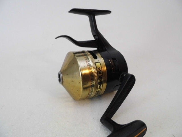 Zebco Omega 164 Oscillating Trigger Reel