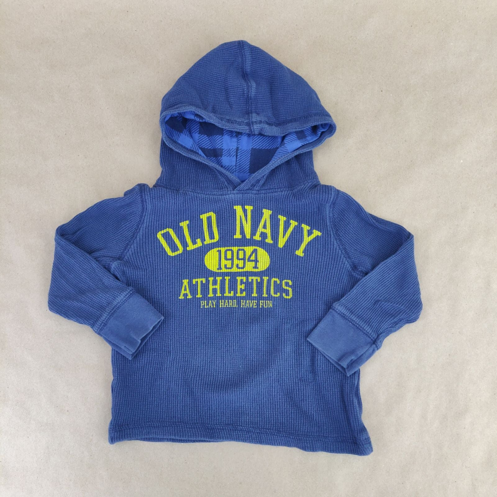 Hoodie Boys 2T Navy Blue