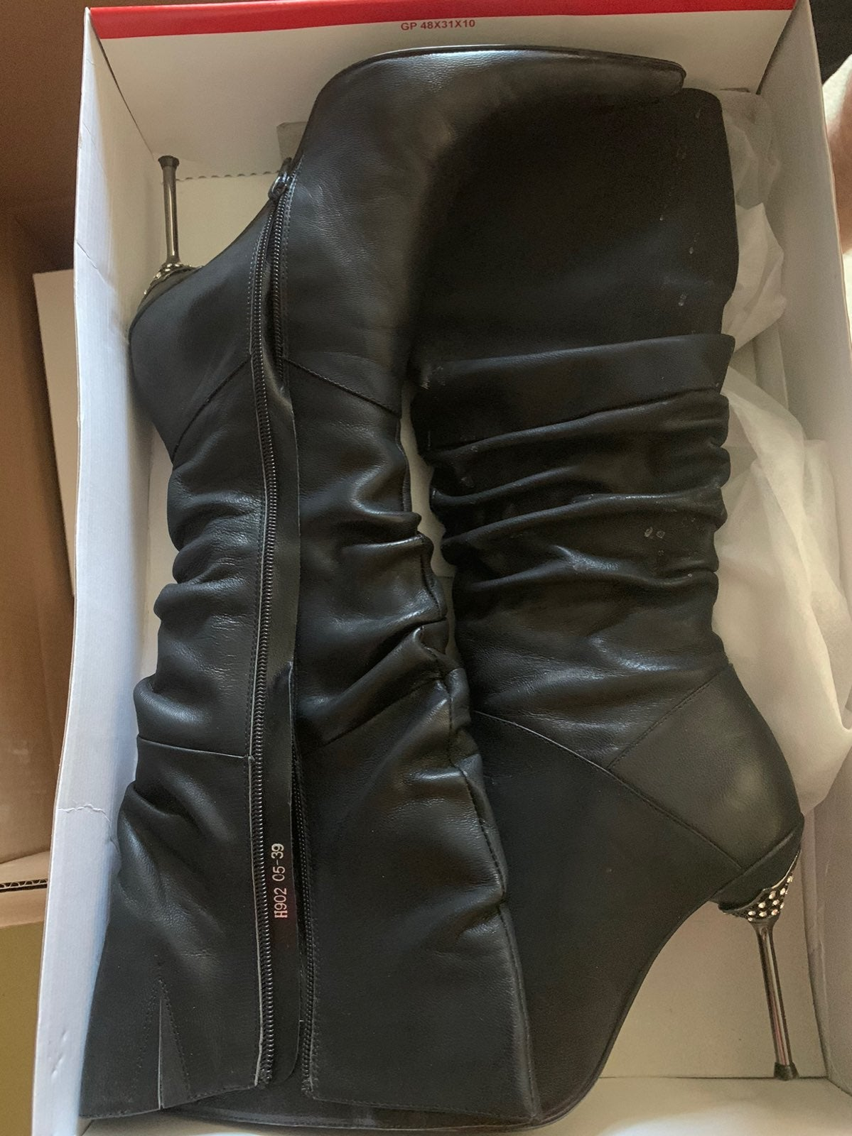 Bronx Boots Size 39EU
