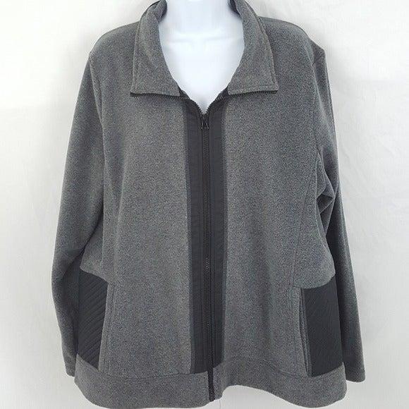 MTA Sport Fleece Sweater Size 1X