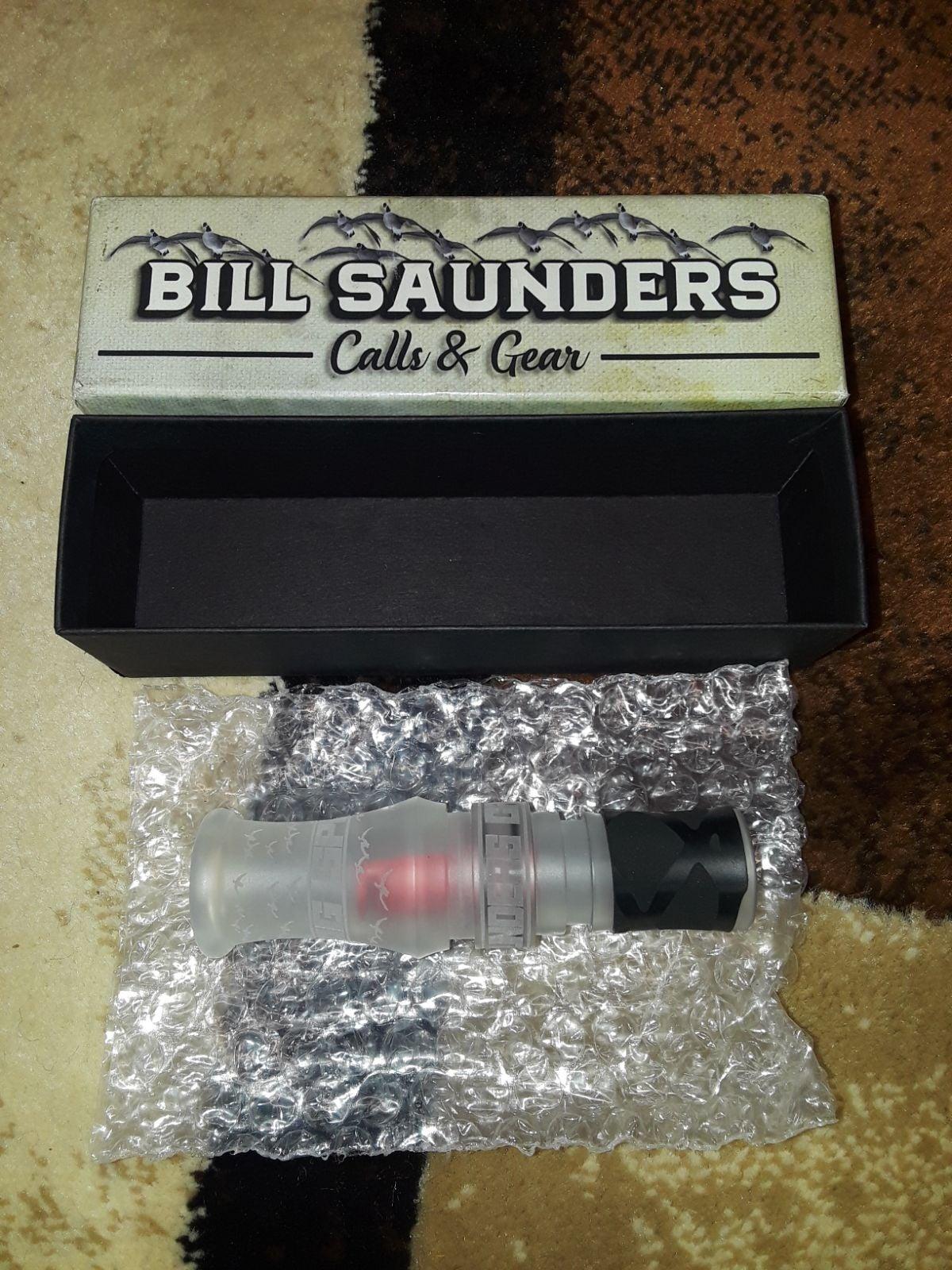 Bill Saunders Goose Call