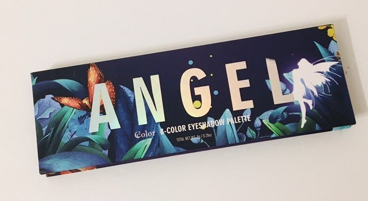 Angel 8 Color Eyeshadow Palette