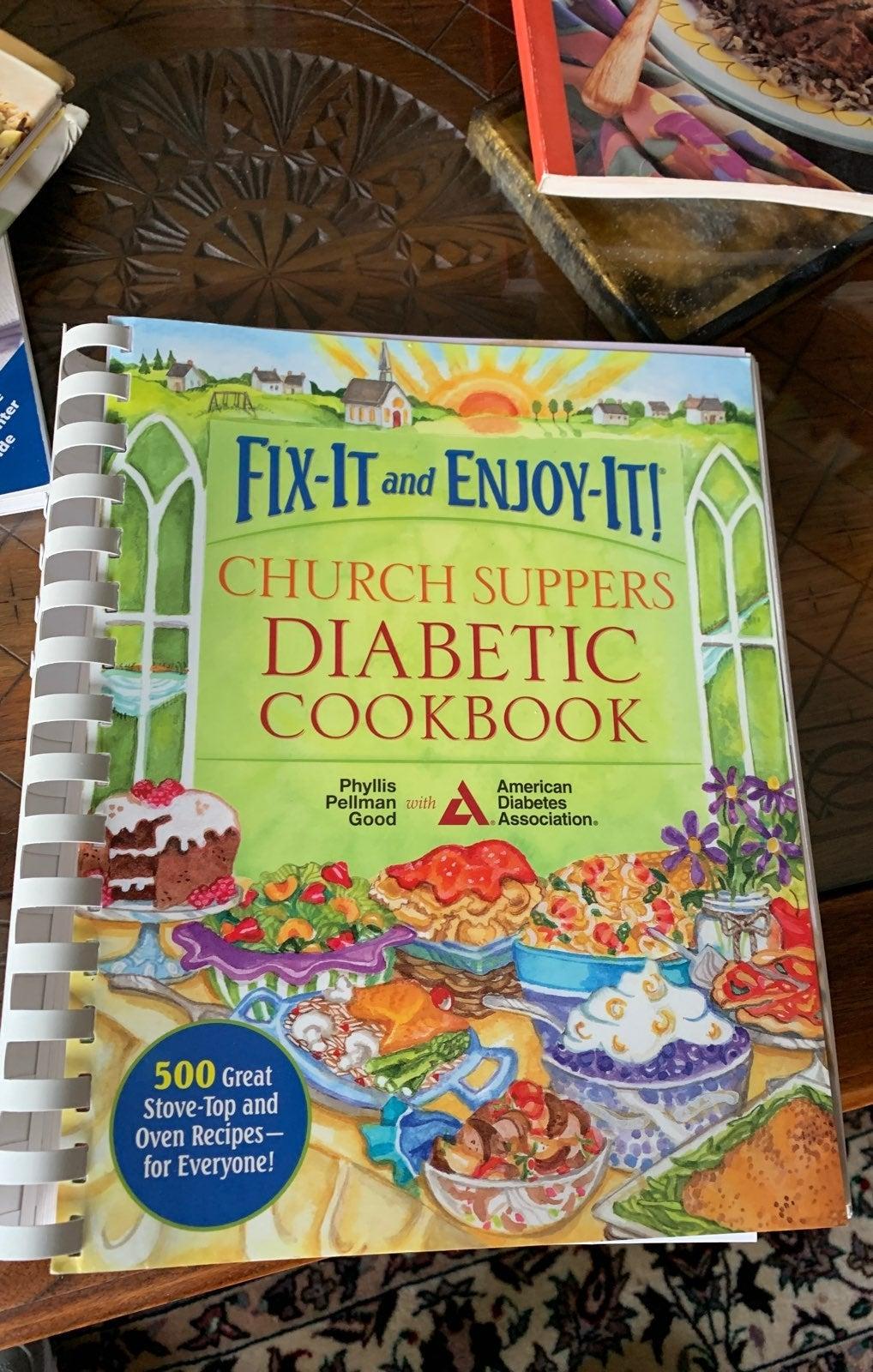New Fix It and Enjoy It Church Supper Di
