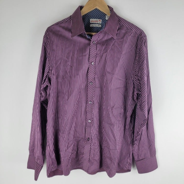 Ted Baker endurance mens button up 16.5