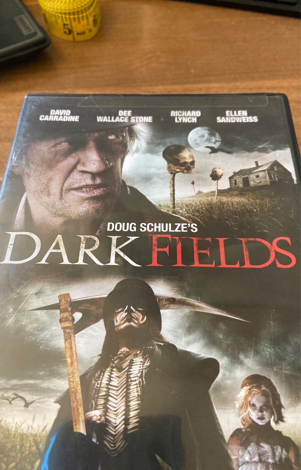 DVD movie pack