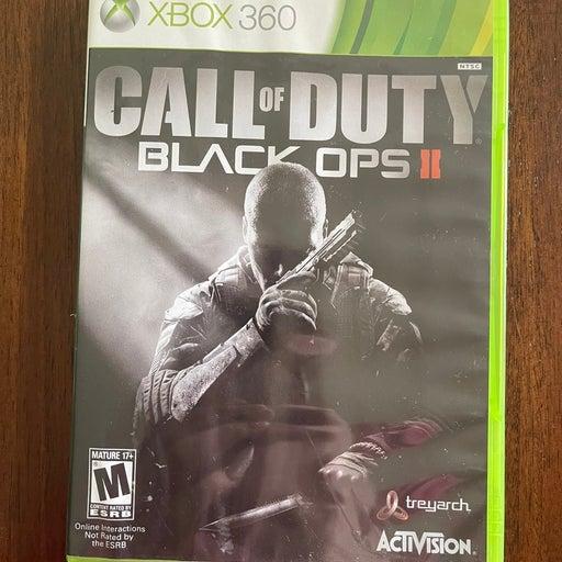 Call of Duty: Black Ops II on Xbox 360
