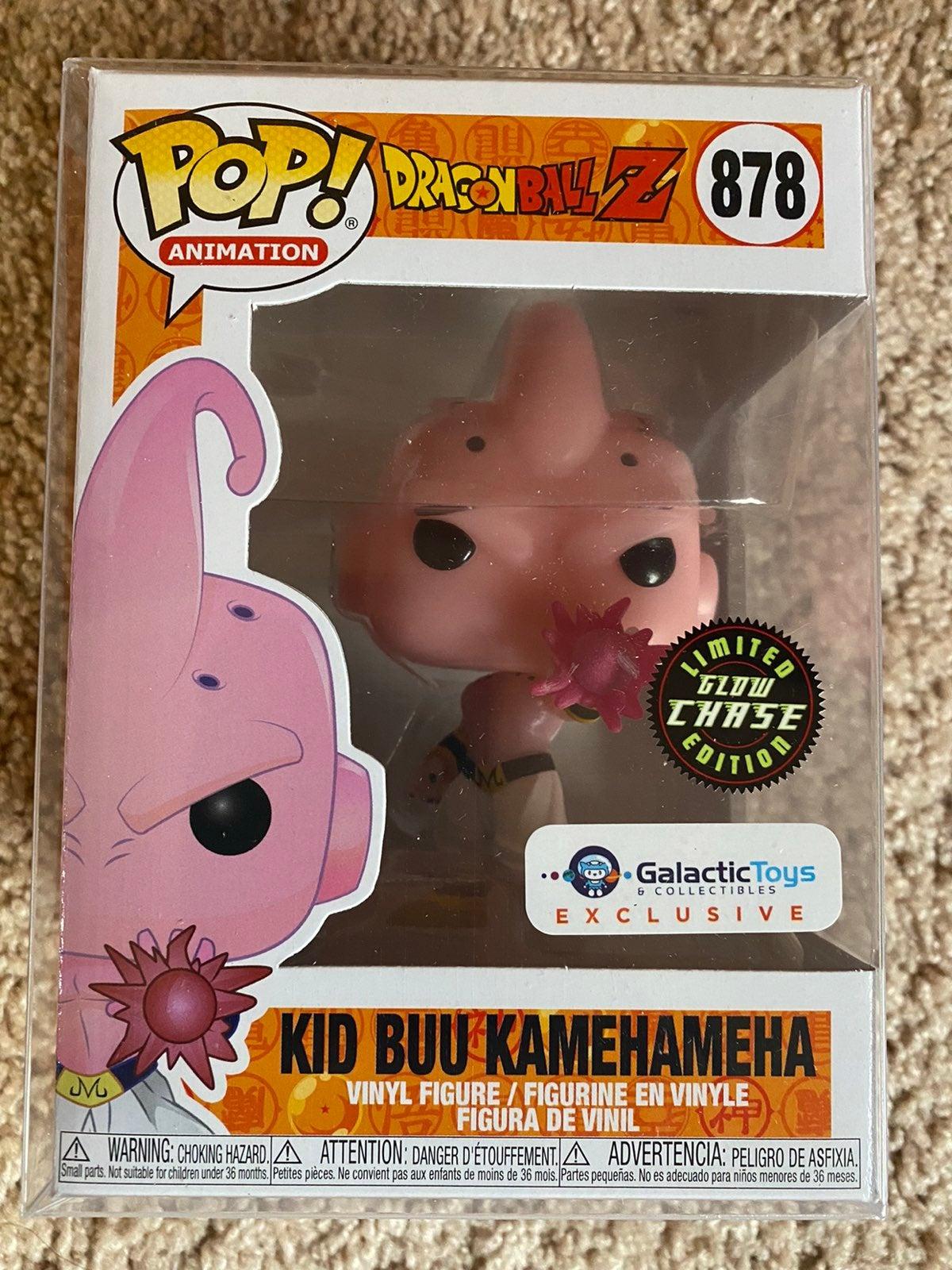 Kid Buu (chase) Limited Glow Funko Pop