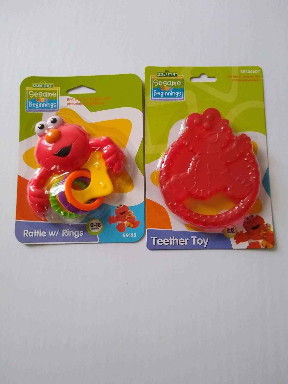 Sesame Street Elmo Baby  2 Piece Set
