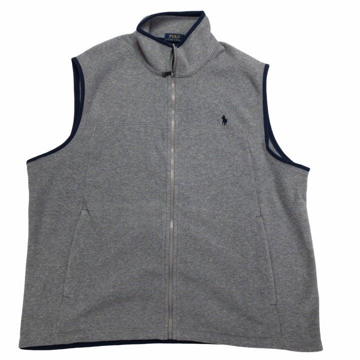 Polo Ralph Lauren Fleece Zip Vest 2XL